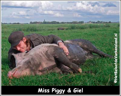 Miss Piggy & Giel