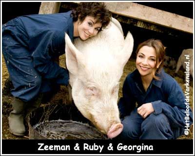 Zeeman & Ruby & Georgina